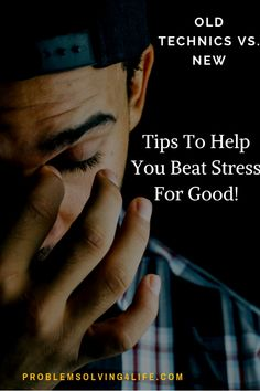 Want to control your anxiety and remain calm? Read these 15 GREAT tips for stress relief. They're the old remedies verses the new. But they all work to make your life better! #problemsolving4life.com #controlstress #anxietycontrol #stressrelief
