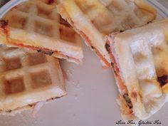 Waffle Calzones Recipe on Yummly. @yummly #recipe