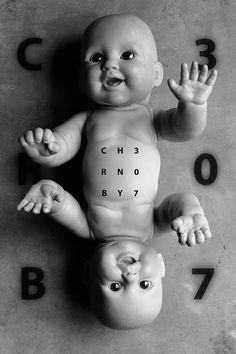CH3RN0BY7 BABIES on Behance