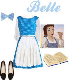 """Belle"" by itzelperaltadelacruz ❤ liked on Polyvore"