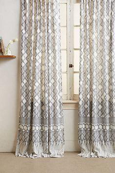 Mara Hoffman Curtain #anthropologie