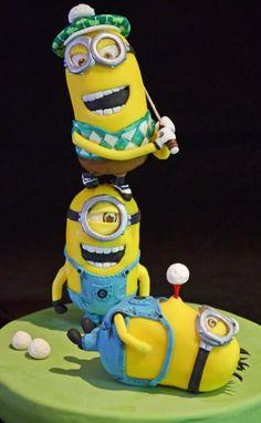 Minions!!!!!!  http://www.facebook.com/MB.sugar.artistry