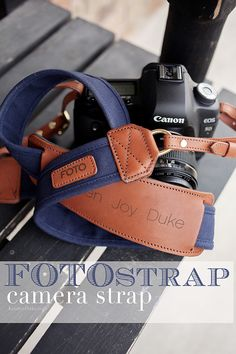 FOTOstrap for your camera KristenDuke.com