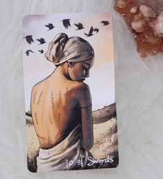 10 of swords Light Seer's Tarot Chris-Anne Donnelly. Healing once those swords are taken out. Divination Cards, Tarot Cards, Tarot Card Tattoo, Rustic Pergola, Tiki Art, Oracle Cards, Tarot Decks, Magick, Drawing Sketches