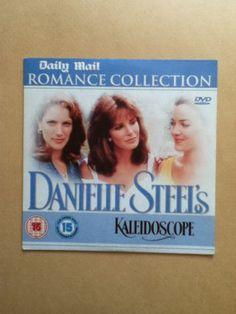 Kaleidoscope Danielle Steel on DVD starring Jaclyn Smith and Perry King. Region 2 Europe DVD. Worldwide Postage.