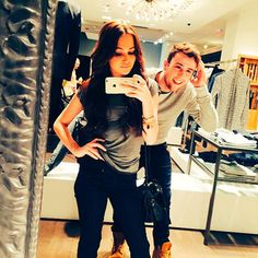 Photos: Kelli Berglund With Sterling Beaumon March 19, 2015 - Dis411