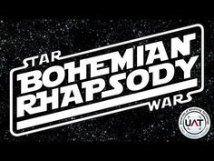 Bohemian Rhapsody: Star Wars Edition - YouTube