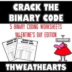 How to learn binary code alphabet