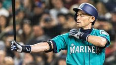 'Ich-i-ro! Ich-i-ro!' Farewell to a Mariners legend Seattle Mariners, Espn, Going Out, Baseball Cards, Sports, Hs Sports, Sport