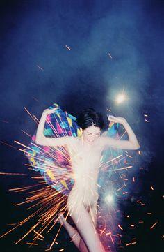fireworks. ryan mcginley.