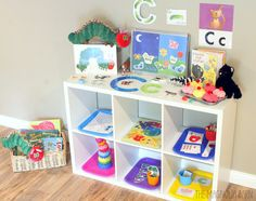 The Magnolia Barn: Letter C   Caterpillar, Cow & Cupcake + Giveaway