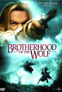 Kurtlarin Kardesligi - Brotherhood of the Wolf - 2001 - BRRip Film Afis Movie Poster Top Movies, Great Movies, Movies To Watch, Wolf Movie, Movie Tv, Der Pakt, Brotherhood Of The Wolf, Jacques Perrin, Martial Arts Movies