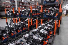 103 engines waiting for a home