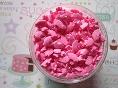 Love these piggy sprinkles... these would be darling on cupcakes!!!