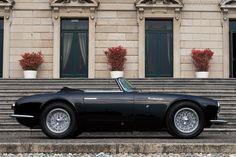 Maserati A6GS 1953 Frua Spider