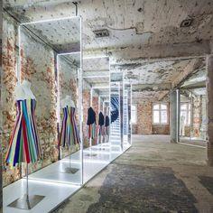 Museu do Design e da Moda, proj. Alexandre De Betak. Lisbon