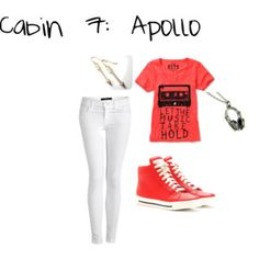 Cabin 7: Apollo