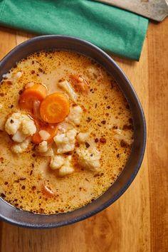 Healthy Soup Recipes, Real Food Recipes, Vegetarian Recipes, Cooking Recipes, Diet Recipes, Gm Diet Vegetarian, Good Food, Yummy Food, Bulgarian Recipes