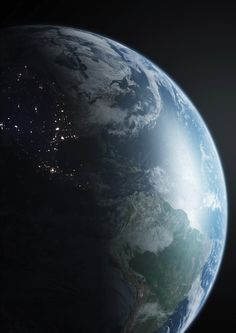 How to create a photorealistic earth in maya and photoshop. Once I learn how to do this, I might create my own planets.