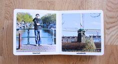 """Schau mal da!  """"Alles eine Frage der Perspektive"""" dachten sich Matthijs Immink und Nathalie Faber und schufen ein Fotobuch aus der Sicht eines Kindes."""