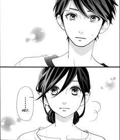 Shishio-sensei and Suzume     ~Hirunaka no Ryuusei