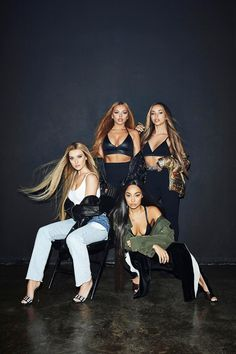 Little Mix Photoshoots Little Mix Outfits, Little Mix Style, Little Mix Girls, Jesy Nelson, Perrie Edwards, Little Mix Photoshoot, Little Mix Lyrics, My Girl, Cool Girl