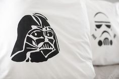 Star Wars Pillowcases | 21 DIY Projects Your Boyfriend Wishes You Would Make