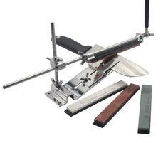 Set Sharpener Professional Kitchen Sharpening System Fix-angle With Stones >>> Find out more about the great product at the image link.