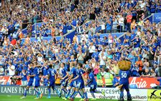 Win tickets to see the amazing Leicester City at King Power. Click on link to enter http://www.lanesjewellers.com/lcfc-tickets-giveaway-lanes-jewellery-shop-leicester.html?utm_content=buffer67a0c&utm_medium=social&utm_source=pinterest.com&utm_campaign=buffer #LanesFineJewellery #premierleague image courtesy of LCFC Pics/Plumb Images