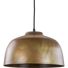 Inspired by antique Italian lights, this range of hand crafted copper and brass lights are perfect as a statement light in any industrial or contemporary styled home.The Genoa Pendant Light comes in a virgin copper finish, a 1 meter length braided cloth cord and a lampholder to suit E27 globes.*To be installed by a qualified electrician*