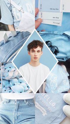 Troye sivan blue neighbourhood wallpaper troye sivan pinterest haha wow the aesthetic is killing me help pls thecheapjerseys Image collections