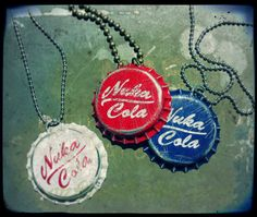 This necklace is just made of money! I want the bluuuuuueeee!