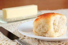 Honey rolls! Must make sometime :)