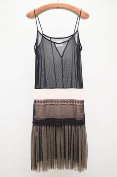 Mesh Lace Underdress From ShopHeist.com!