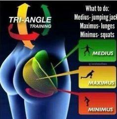 Tri-Angle Training
