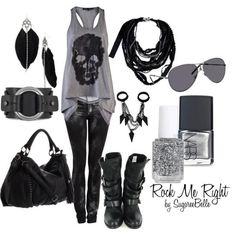 Rock Me Right - love this look! Summer one I think.
