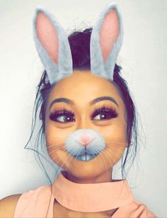 bunny filter Snapchat Makeup, Disney Characters, Fictional Characters, Bunny, Disney Princess, Filter, Wallpapers, Beauty, Hair