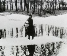 "Grand Duchess Maria Nikolaevna Romanova of Russia in 1913. ""AL"""