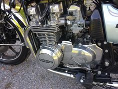 Original 1978 Kawasaki Z650 KZ650 C2 Custom unrestored and in nearly 100% stock condition! For HD image visit www.z650custom.net!