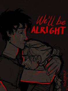 Percy Jackson and Annabeth Chase in Tartarus. I'm not alright Percy Jackson Annabeth Chase, Percy Jackson Fan Art, Percy And Annabeth, Percy Jackson Books, Percy Jackson Fandom, Percabeth, Solangelo, Dibujos Percy Jackson, Oncle Rick