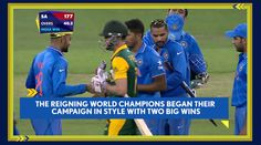 IND vs UAE: India look to continue winning. Watch ICC World Cup videos  IND vs UAE: India bowlers strike early. Watch ICC World Cup  IND vs UAE: Ashwin spins a web around UAE. Watch ICC World Cup