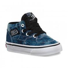 Vans Toddler Half Cab Shoes Chlapci Batolata 1cdf559eaa
