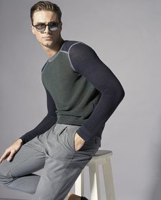 Giorgio Armani Spring/Summer 2015 Cruise Collection for men