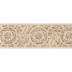 Border Stencils | Carved Leaves Classic Stencil | Royal Design Studio