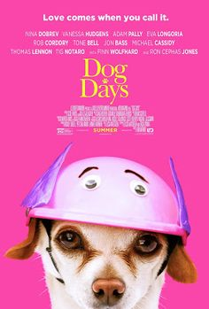 The Official Trailer For #DOGDAYS & Posters