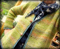 noch ein bisschen mehr aus ,Wolle, Stoff und Faden: