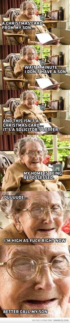 Stoner Granny