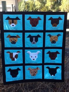 Tanya Quilts in CO: Dog Gone Cute Blog Hop