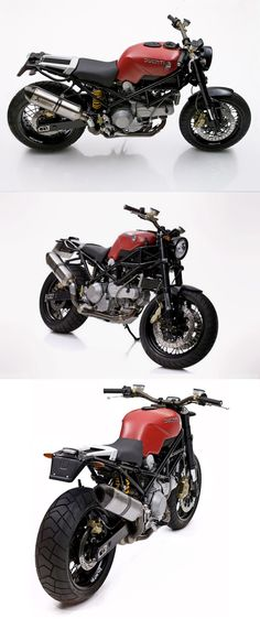 DUCATI SCRAMBLER. Don't normally like bikes like this but I dig this one.