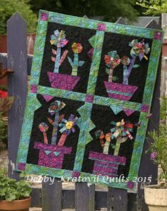 Debby Kratovil Quilts: Scrap Buster FREE Pattern